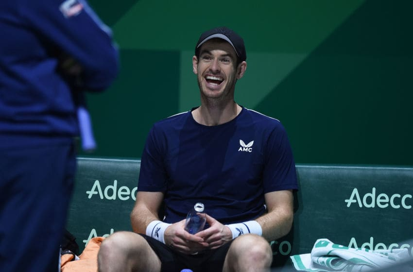 Andy Murray (Photo by Denis Doyle/Getty Images for LTA)