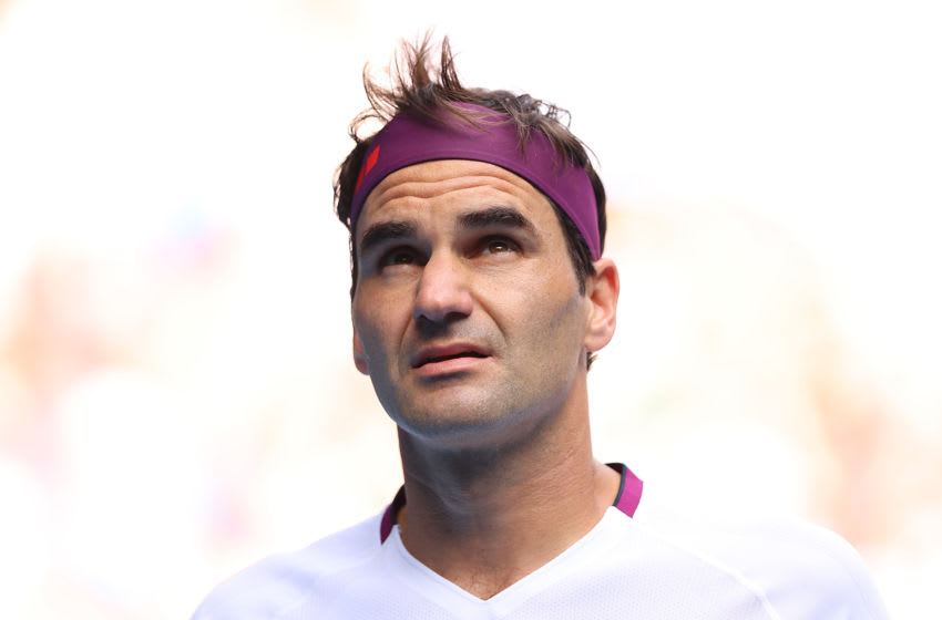 Roger Federer (Photo by Cameron Spencer/Getty Images)