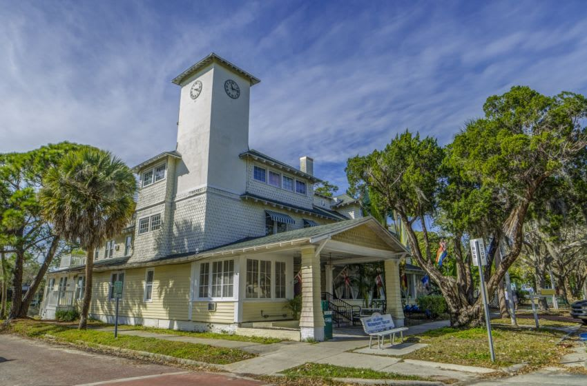 The Historic Peninsula Inn, Gulfport, Florida<br><sub>Photo made available by Historic Peninsula Inn & Spa</sub>