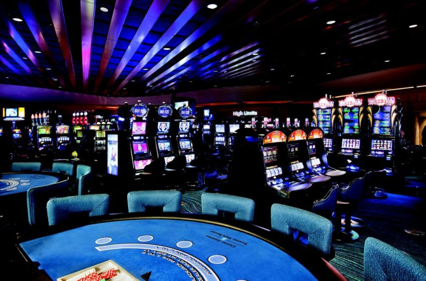 A view of the gaming floor at Talking Stick Resort. Photo Credit: Yelp