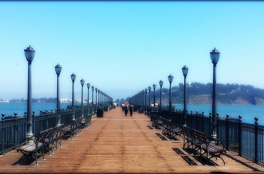 San Francisco Pier. Photo Credit: Tiocfaidh ár lá 1916, Flickr