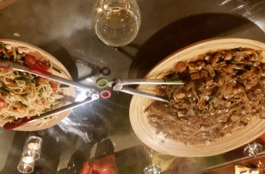 Thai One On Cooking Class - Hipcooks San Diego | Photo credit: Courtney Hartmann Tisa