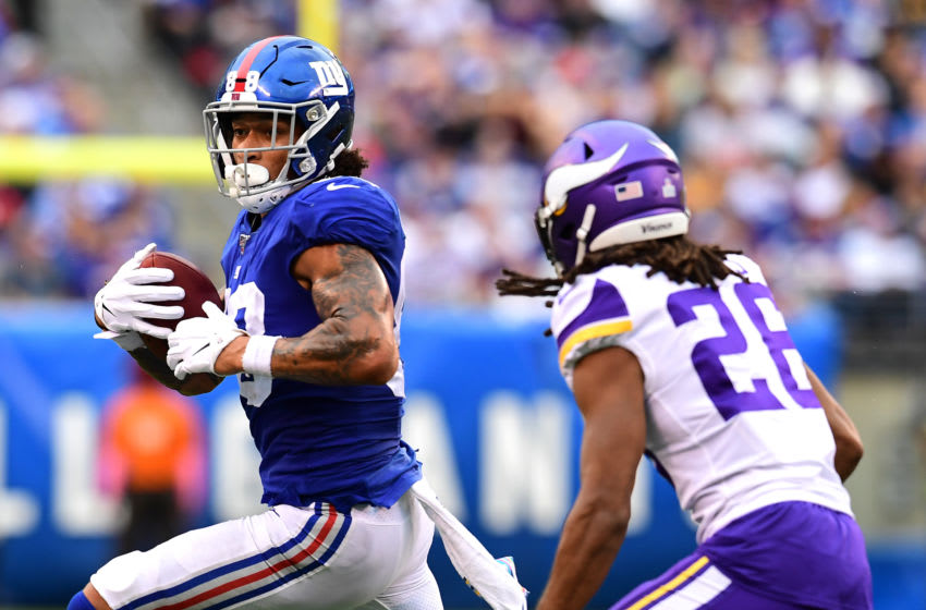 New York Giants, Evan Engram (Photo by Emilee Chinn/Getty Images)