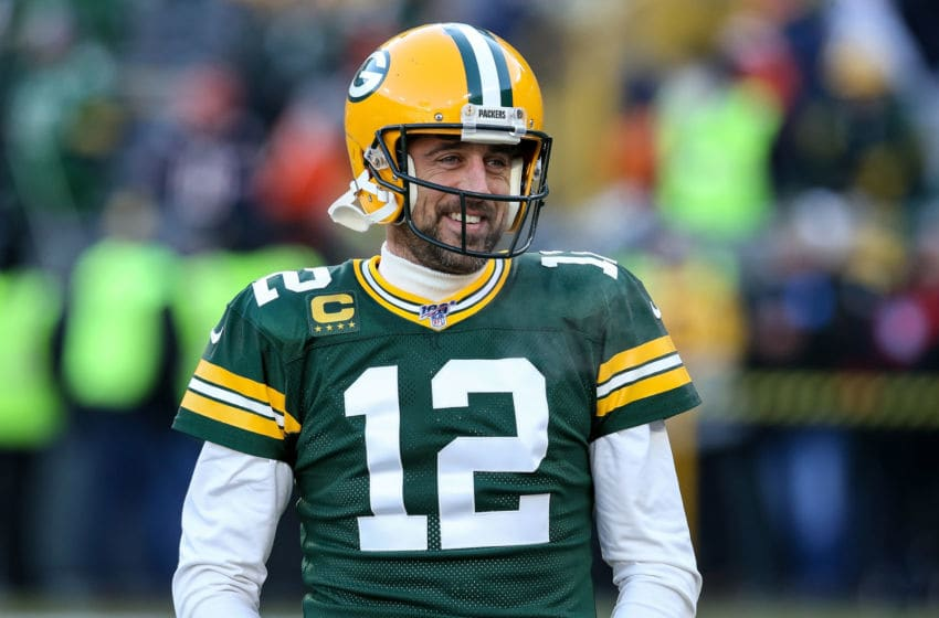 Green Bay Packers, Aaron Rodgers (Photo by Dylan Buell/Getty Images)