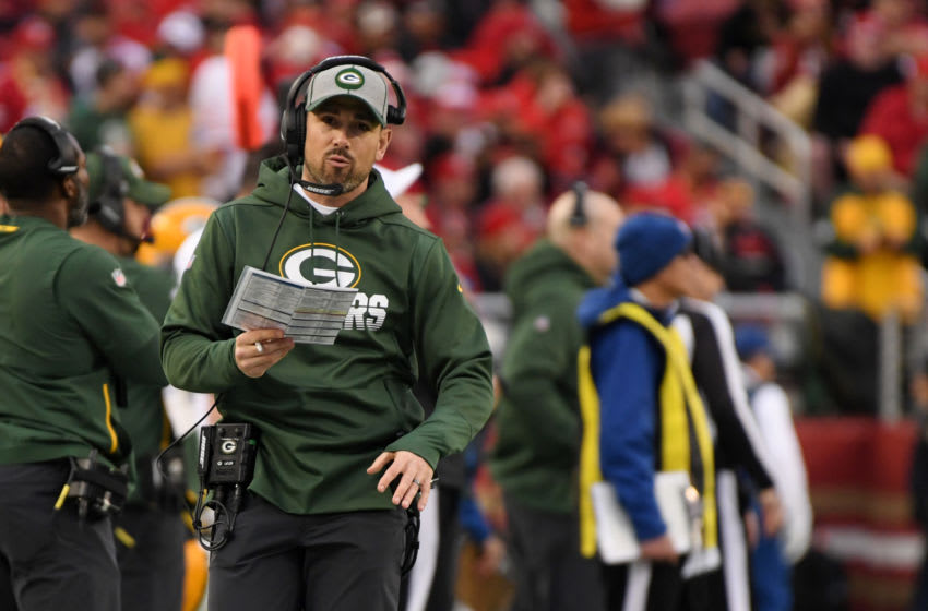 Green Bay Packers, Matt LaFleur (Photo by Harry How/Getty Images)