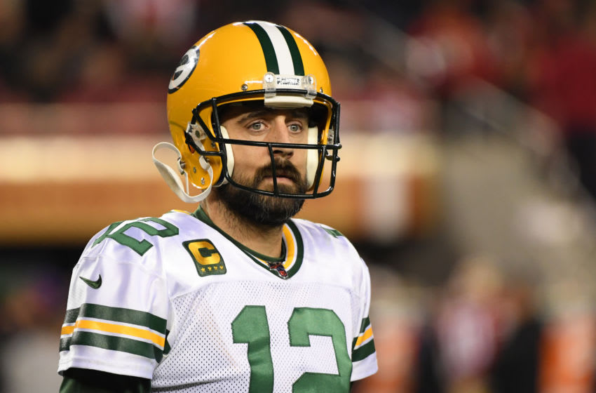 Green Bay Packers, Aaron Rodgers (Photo by Harry How/Getty Images)