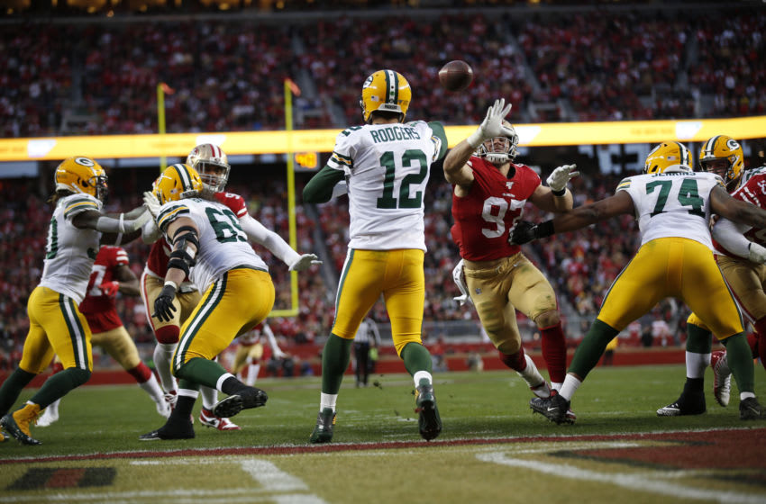Green Bay Packers (Photo by Michael Zagaris/San Francisco 49ers/Getty Images)