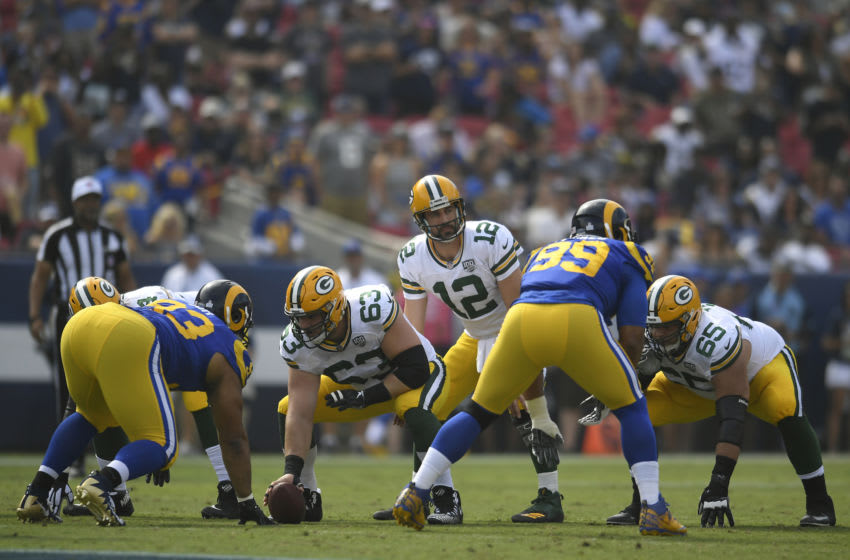 Green Bay Packers (Photo by John McCoy/Getty Images)