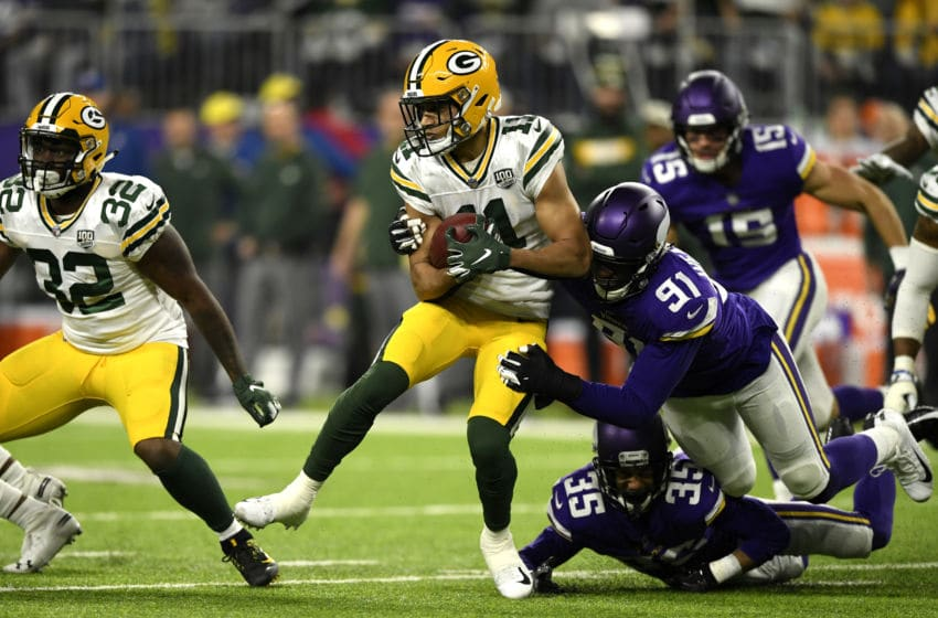 Green Bay Packers, Trevor Davis (Photo by Hannah Foslien/Getty Images)