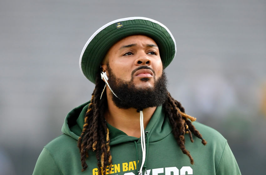 Green Bay Packers, Billy Turner (Photo by Quinn Harris/Getty Images)