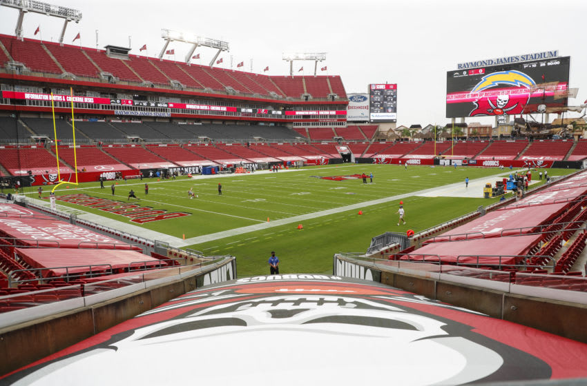 Raymond James Stadium (Photo by James Gilbert/Getty Images)