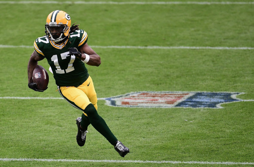 Green Bay Packers, Davante Adams (Photo by Stacy Revere/Getty Images)