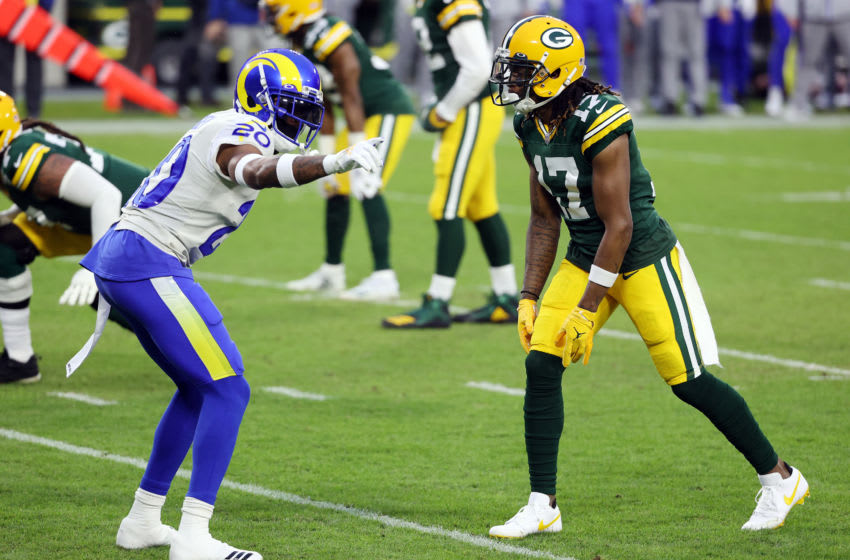 Green Bay Packers, Davante Adams (Photo by Dylan Buell/Getty Images)