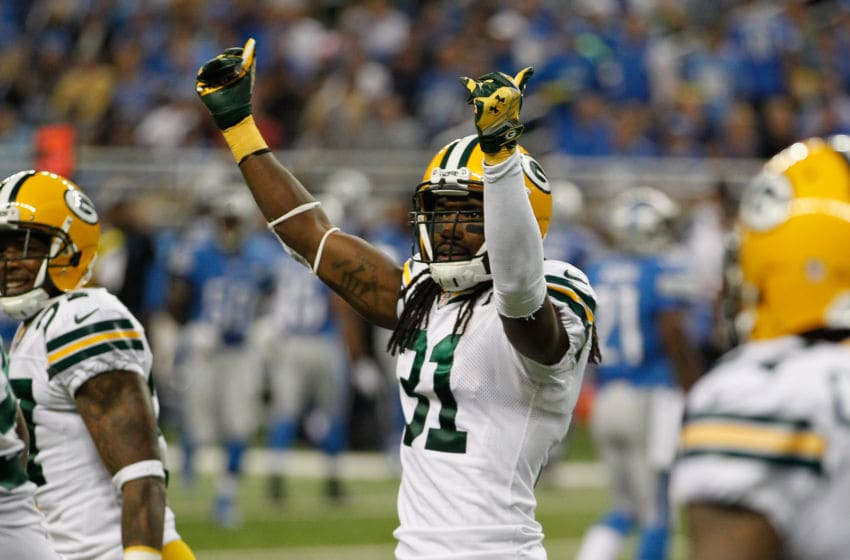 Green Bay Packers, Davon House (Photo by Gregory Shamus/Getty Images)