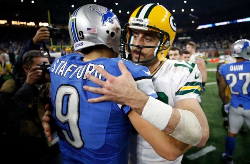 Green Bay Packers, Aaron Rodgers (Photo by Gregory Shamus/Getty Images)