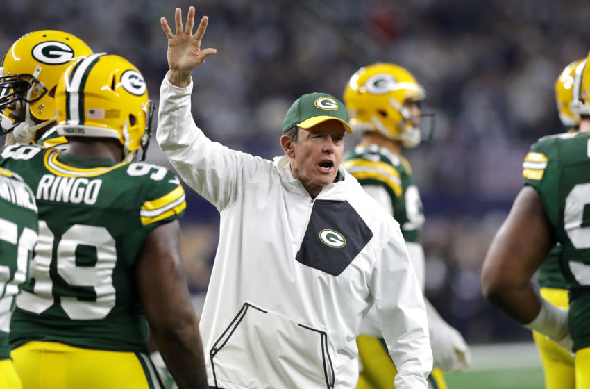 Green Bay Packers, Dom Capers (Photo by Ronald Martinez/Getty Images)