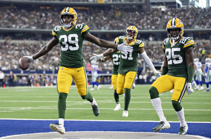 Green Bay Packers, Chandon Sullivan (Photo by Wesley Hitt/Getty Images)