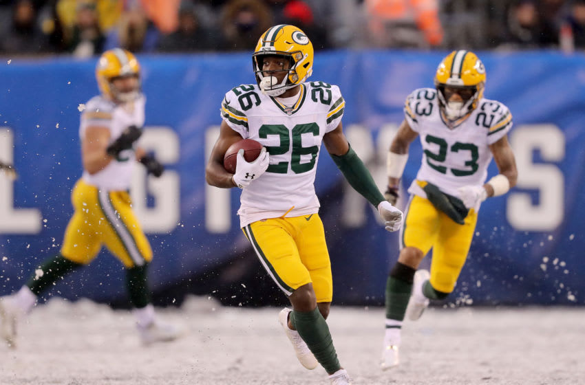 Green Bay Packers, Darnell Savage (Photo by Elsa/Getty Images)