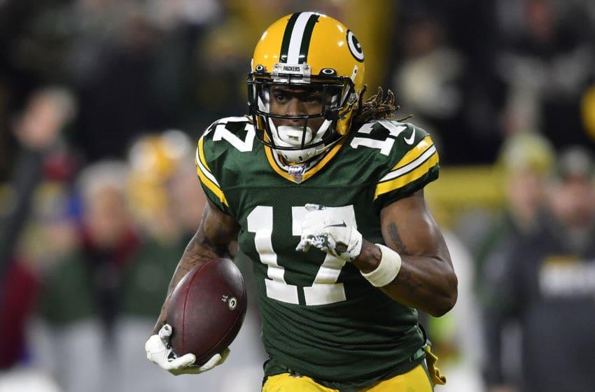 Green Bay Packers, Davante Adams (Photo by Quinn Harris/Getty Images)