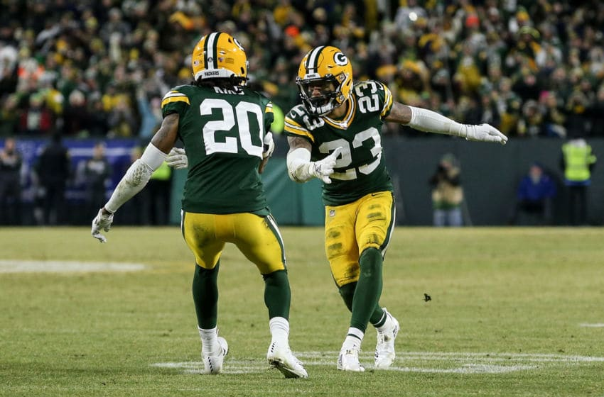 Green Bay Packers, Kevin King, Jaire Alexander (Photo by Dylan Buell/Getty Images)