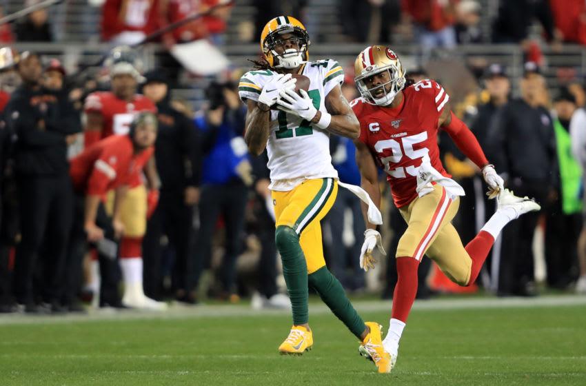 Green Bay Packers, Davante Adams (Photo by Sean M. Haffey/Getty Images)
