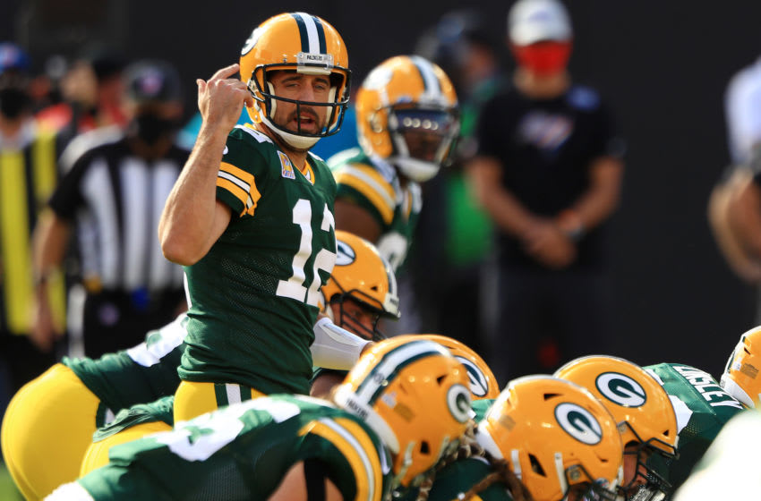 Green Bay Packers, Aaron Rodgers (Photo by Mike Ehrmann/Getty Images)