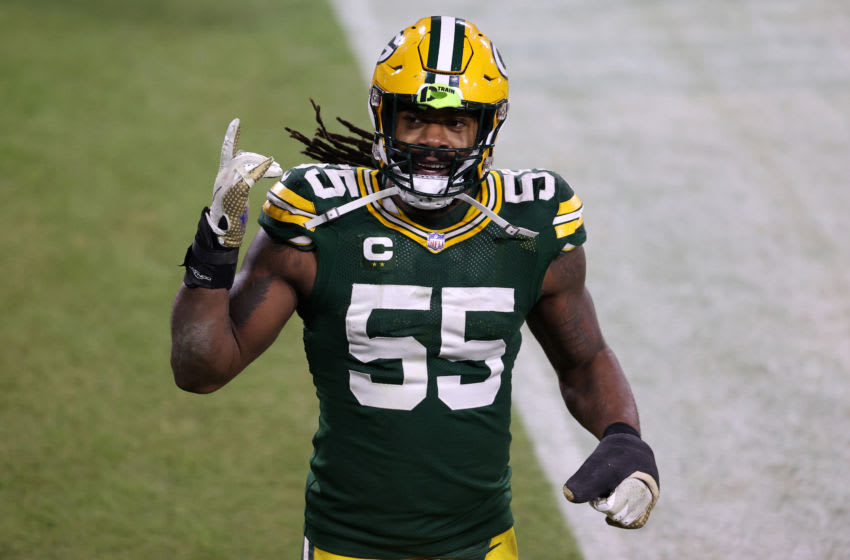 Green Bay Packers, Za'Darius Smith (Photo by Dylan Buell/Getty Images)