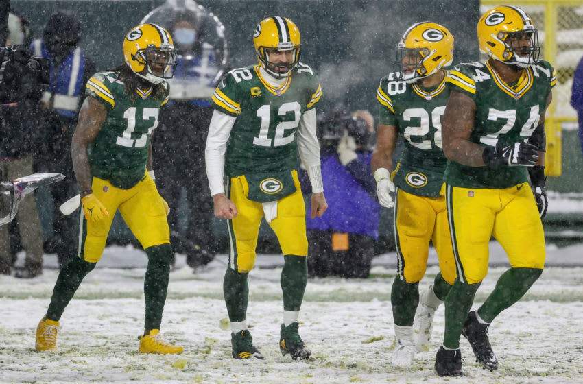 Green Bay Packers (Photo by Dylan Buell/Getty Images)