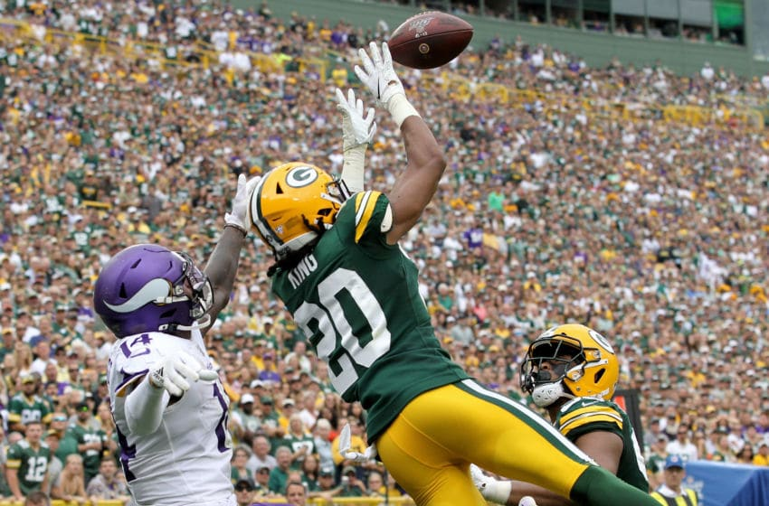 Green Bay Packers, Kevin King (Photo by Dylan Buell/Getty Images)