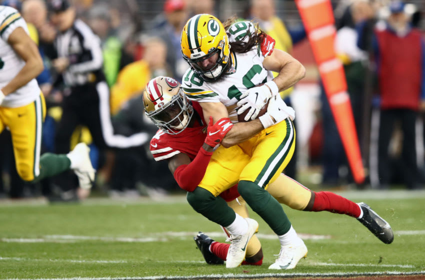 Green Bay Packers, Jake Kumerow (Photo by Ezra Shaw/Getty Images)