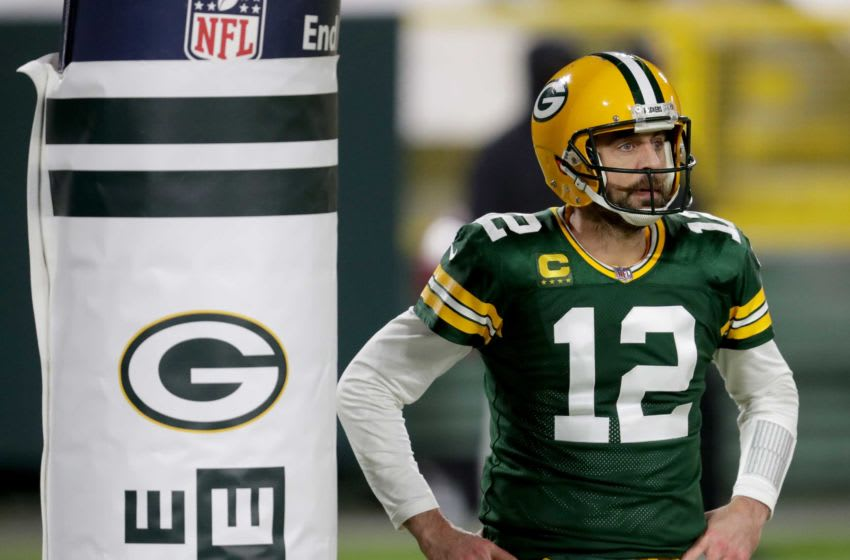 Green Bay Packers, Aaron Rodgers Packers Rams 04644