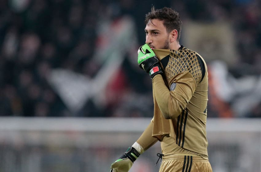 Manchester City to levy up to £130.3M for AC Milan keeper ...