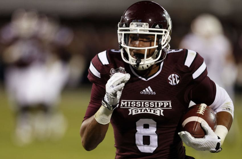 Fred Ross of the Mississippi State Bulldogs (Photo by Butch Dill/Getty Images)