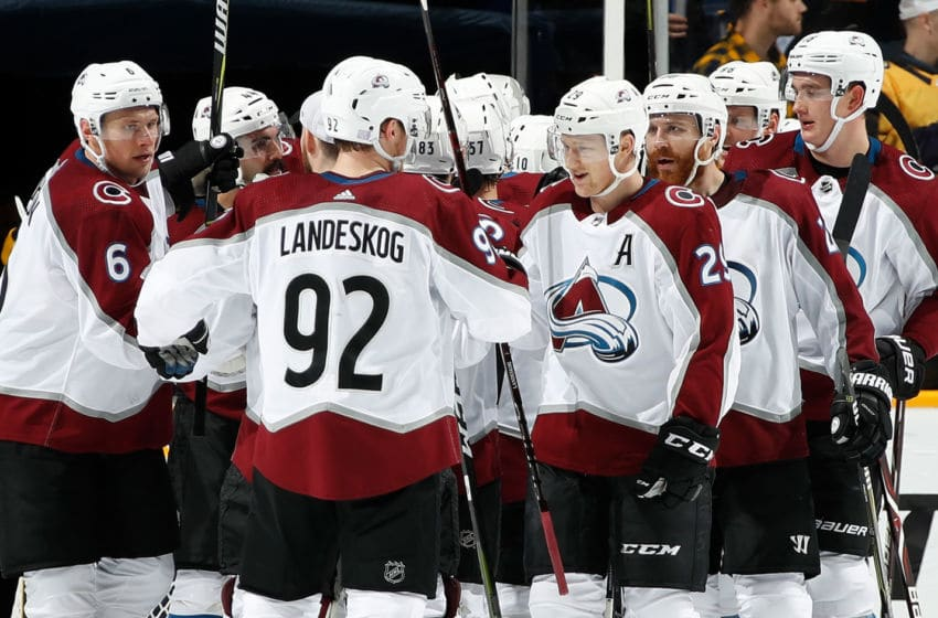 Colorado Avalanche (Photo by John Russell/NHLI via Getty Images)