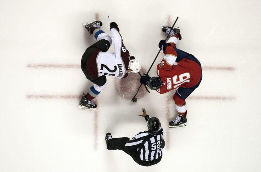 Colorado Avalanche (Photo by Eliot J. Schechter/NHLI via Getty Images)