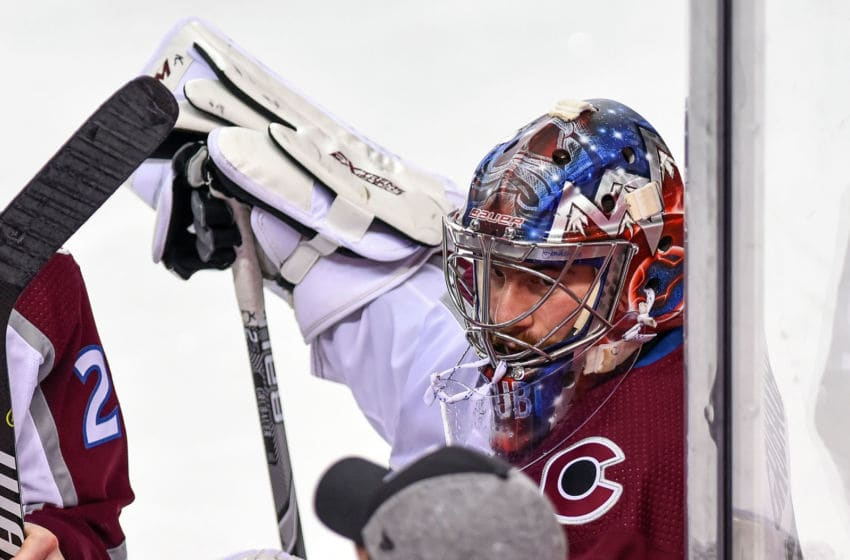 Colorado Avalanche (Photo by Brett Holmes/Icon Sportswire via Getty Images)