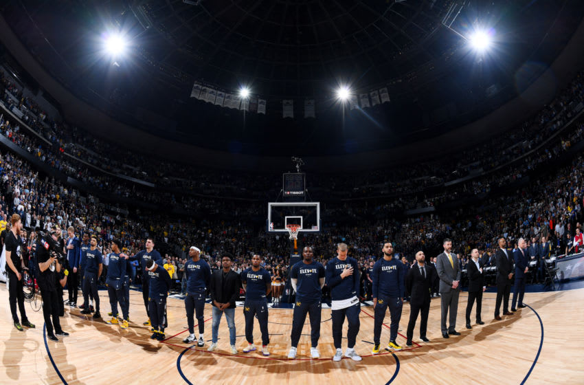 Denver Nuggets(Photo by Garrett Ellwood/NBAE via Getty Images)