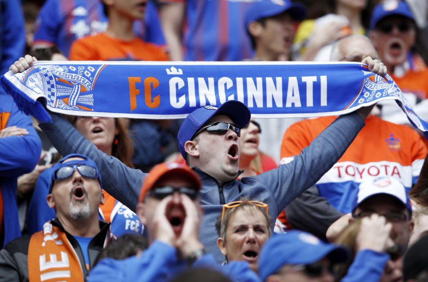 FC Cincinnati signed Gustavo Vallecilla this week. (Photo by Joe Robbins/Getty Images)