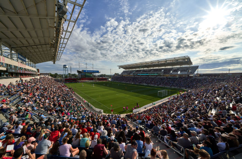 Chicago Fire (Photo by Robin Alam/Icon Sportswire via Getty Images)