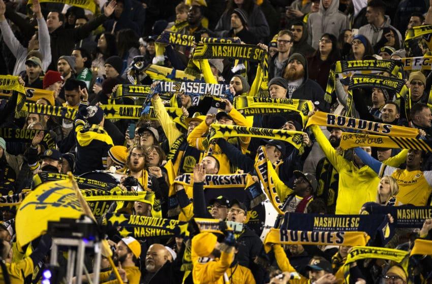 MLS, Nashville SC (Photo by Brett Carlsen/Getty Images)
