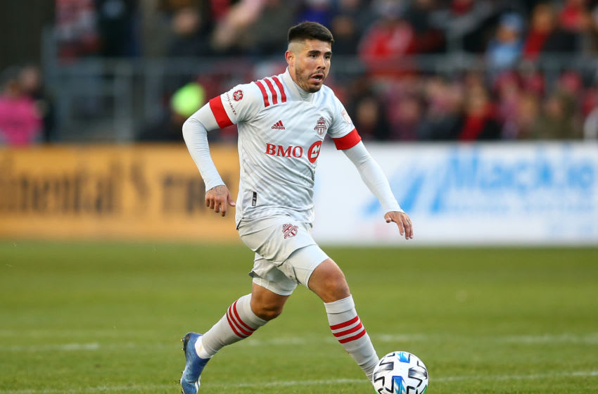 MLS, Toronto FC, Alejandro Pozuelo (Photo by Vaughn Ridley/Getty Images)