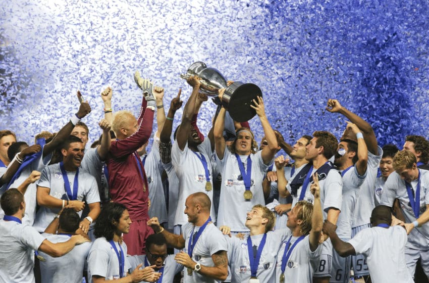 Sporting KC (Photo by Ed Zurga/Getty Images)