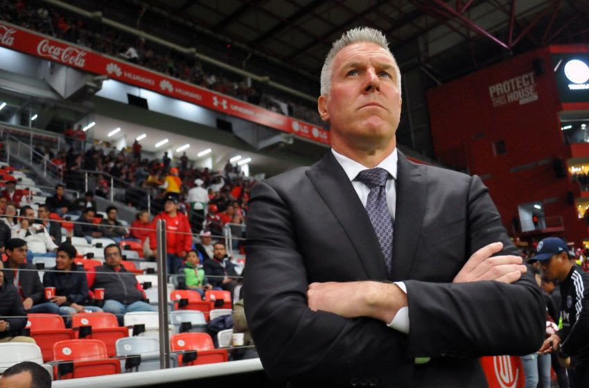 Sporting KC, Peter Vermes (Photo credit should read ROCIO VAZQUEZ/AFP via Getty Images)