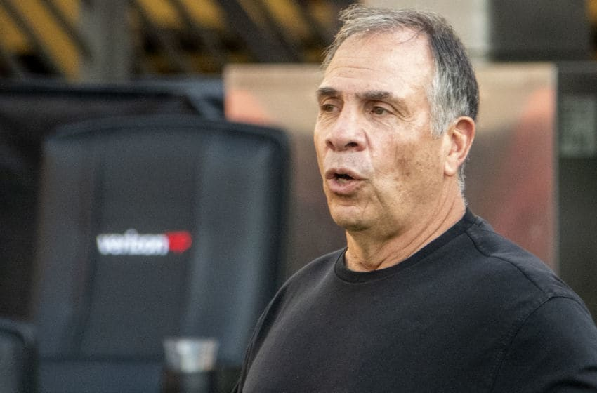 New England Revolution, Bruce Arena (Photo by Tony Quinn/Icon Sportswire via Getty Images)