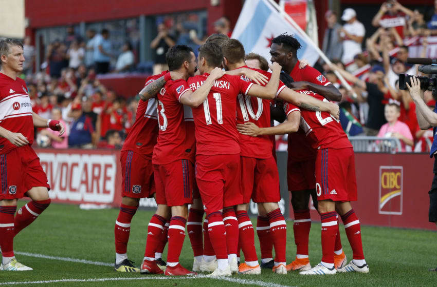 he Chicago Fire - (Photo by Justin Casterline/Getty Images)