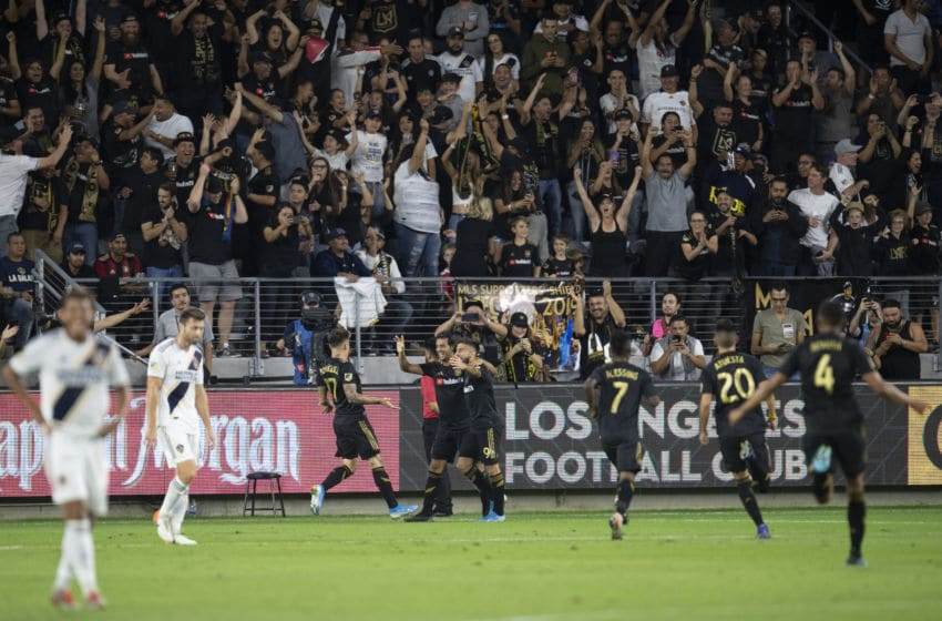 LAFC, MLS, LA Galaxy (Photo by Kyusung Gong/Icon Sportswire via Getty Images)