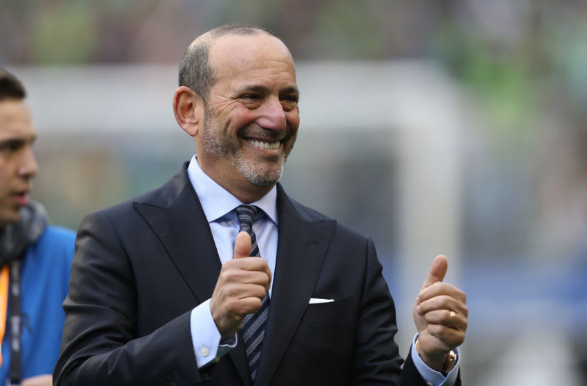 MLS, Don Garber (Photo by Omar Vega/Getty Images)