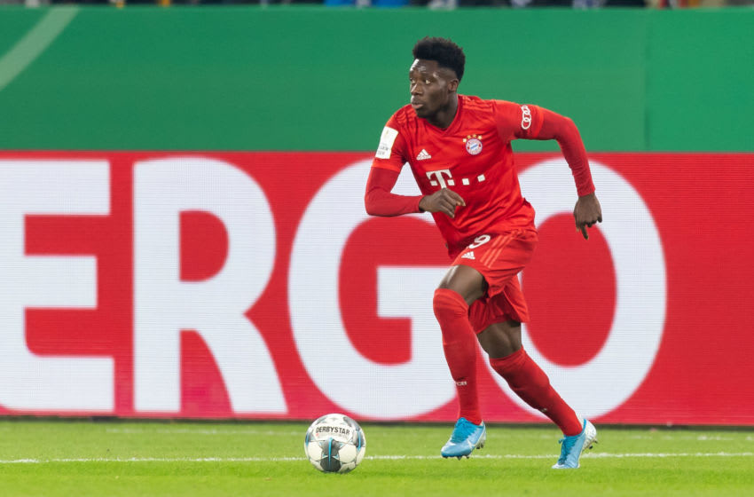 USMNT, MLS, CanMNT, Alphonso Davies (Photo by Max Maiwald/DeFodi Images via Getty Images)