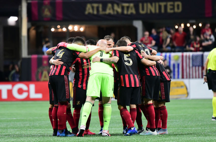 MLS, Atlanta United (Photo by Perry McIntyre/ISI Photos/Getty Images)