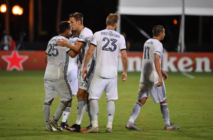 Philadelphia Union, Inter Miami (Photo by Mark Brown/Getty Images)